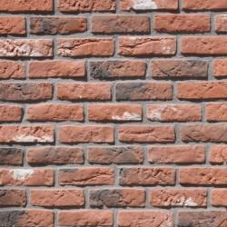 Red Blends Loft Brick Slips