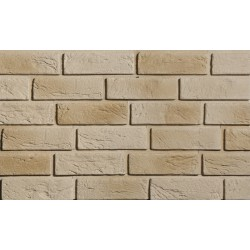 Parma Beige brick slips with ready joint