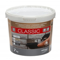 White ash Classic Pointing mortar Grout for brick slips and stone