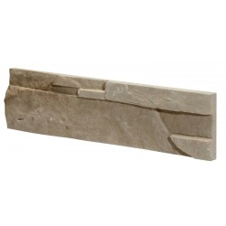 Sandstone Madera cream feature wall