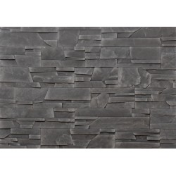 Madera Graphite split face
