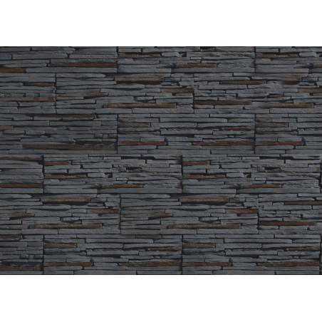 Santiago Sahara split face stone panels