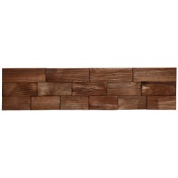 AXEN 2 real wood feature wall light