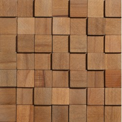 CUBE decorative wood panels