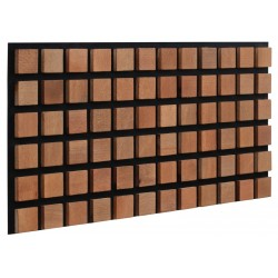 PIXEL wood feature wall