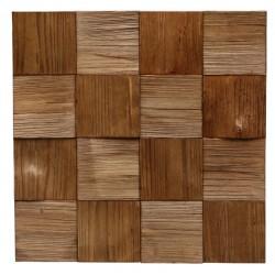 QUADRO 3 real wood decorative panels light