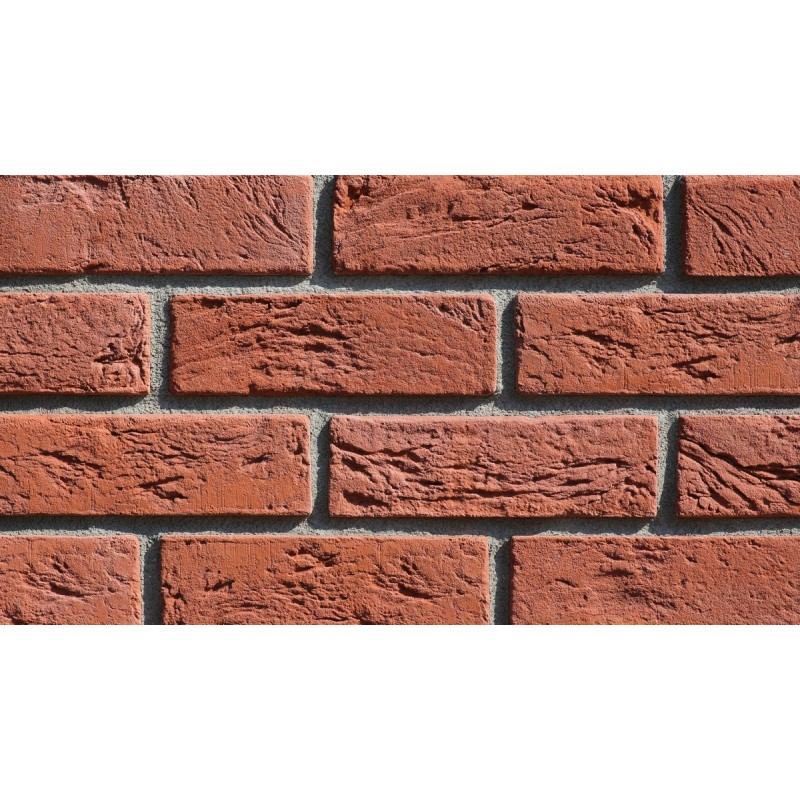 Aruba red brick slips