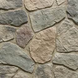 Nebraska grey cultured stone