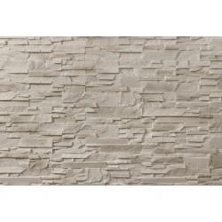 Pillow Stone white - 3D wall tiles