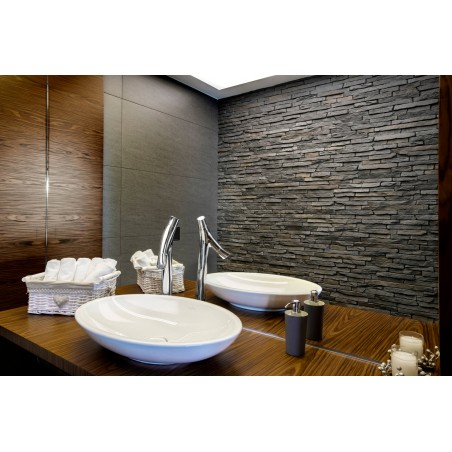 Boston brick slips with ready grout