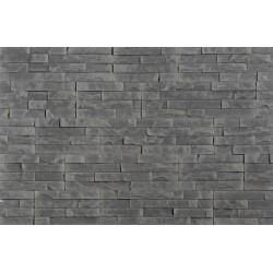 Split face tiles Umbria grey