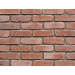 Loft STEGU Red Feature wall brick slips