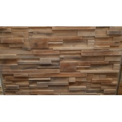 Sawmill cream wood effect tile